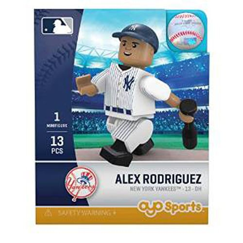 OYO- MLB New York Yankees - Alex Rodriguez- G5