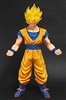 "SDCC 2015 San Diego Comic Con Exclusive Dragon Ball Z Super Saiyan Goku 18"" Figure"