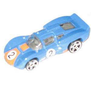 2007 Mystery Car Series Chaparral 2D Blue