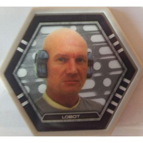 Star Wars Galactic Connexions - Lobot - Gray/Standard - Common