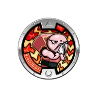 Yo-Kai Watch - Series 3 Medal - Minochi (5/24)