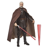 Star Wars The Black Series Wave 3 - Count Dooku (107)