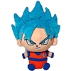 Dragon Ball Super Saiyan -Blue Goku 6-Inch Plush