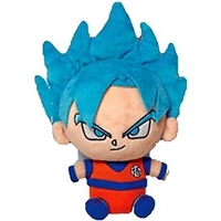 Dragon Ball Super Saiyan Blue Goku 6-Inch Plush