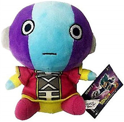 Dragon Ball Super Series 2- Zeno 6-Inch Plush