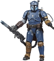 Star Wars The Black Series - Heavy Infantry Mandalorian  D2