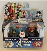 Marvel Minimates - Black Bolt and Medusa Inhumans