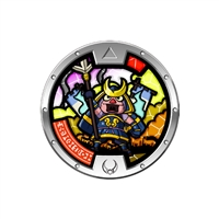 Yo-Kai Watch - Series 3 Medal - Reuknight (1/24)