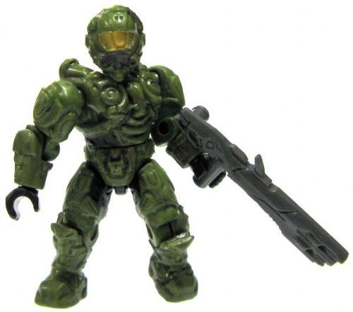 Halo Wars Series 8 - Green Spartan Operator