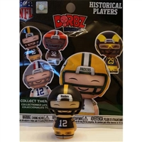 Funko NFL Mini Dorbz Historical Player Series - Pittsburgh Steelers - Terry Bradshaw
