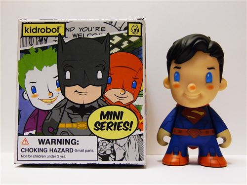 Kidrobot- DC Comics - Superman (2/20)