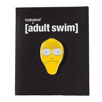 Kidrobot Adult Swim Enamel Pin Series 1 - Cromulon (Rick and Morty)