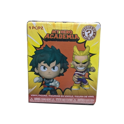 Funko Mini Mysterys My Hero Academia - 1 Sealed Mystery Box.