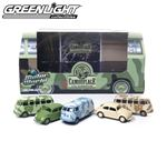 GreenLight Motor World 5-Packs - Volkswagen Camouflage Collection