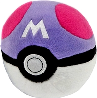 TOMY- Pokemon Master Ball Plush