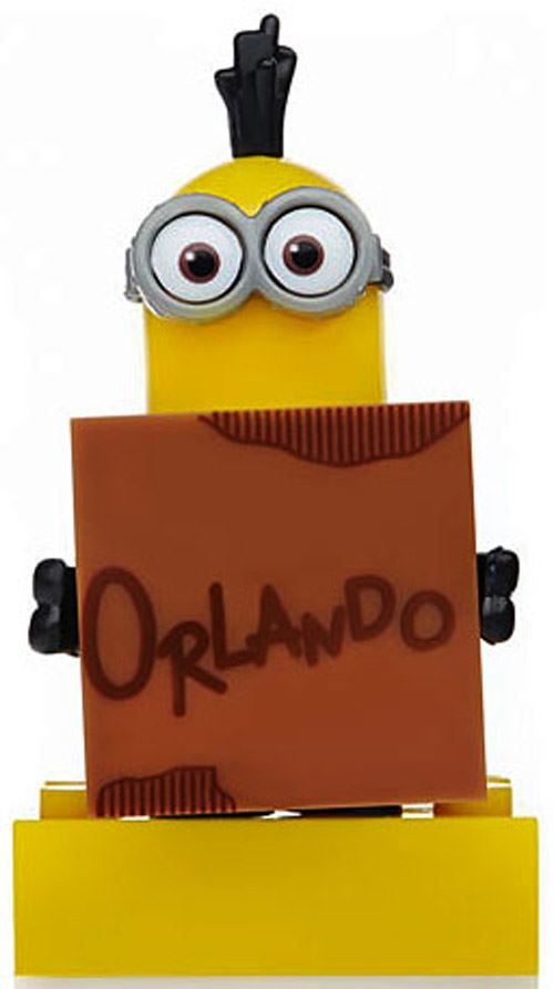 Minions Series 3 (Movie Exclusive) - Orlando Minion