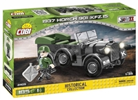COBI Historical Collection - 1937 Horch 901  (KFZ.15)