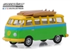 Club V-Dub Series 9 - 1972 Volkswagen Type 2 Double Cab Pick-Up Ladder Truck
