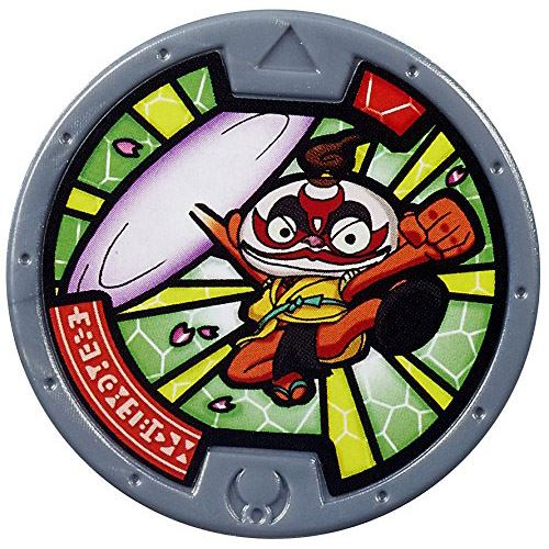 Yo-Kai Watch Series 1 Kapunki Medal [Loose]