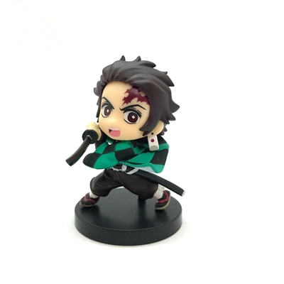 Bandai Demon Slayer: Kimetsu No Yaiba Adverge Motion Mini Figure - Tanjiro Kamado