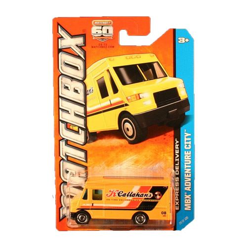 Matchbox 2013 Adventure City - Express Delivery (28/120)