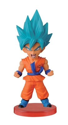 Banpresto Dragon Ball Z WCF  Z Warrior Collection - SS God Goku