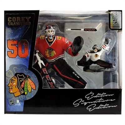 2016-17 NHL 2-Pack Limited Edition Exclusive - Corey Crawford - Chicago Blackhawks