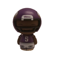 Funko NFL Mini Dorbz - Minnesota Vikings - Teddy Bridgewater