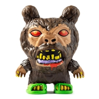 Kidrobot City Cryptid Dunny Series - Sasquatch