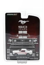 Greenlight - Anniversary Collection Series 2 - 1968 Ford Mustang GT 50th Year