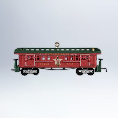 2012 - Nutcracker Baggage Coach