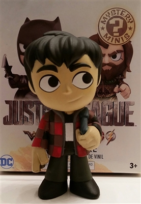 Funko Mystery Minis - Justice League Movie - Barry Allen (1/12)