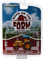 Greenlight Down on the Farm Series 2-1986 Ford 5610 Ohio DOT
