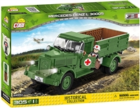 COBI Small Army German Mercedes-Benz L3000 Building Kit