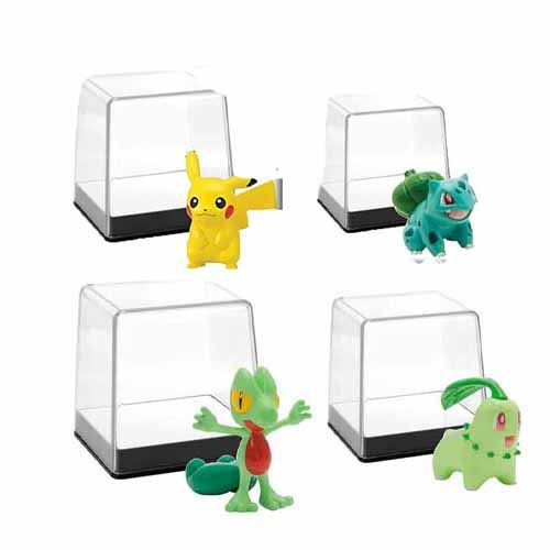 Bundle - 4 Items -Pokemon Trainer's Choice Series 1 Set