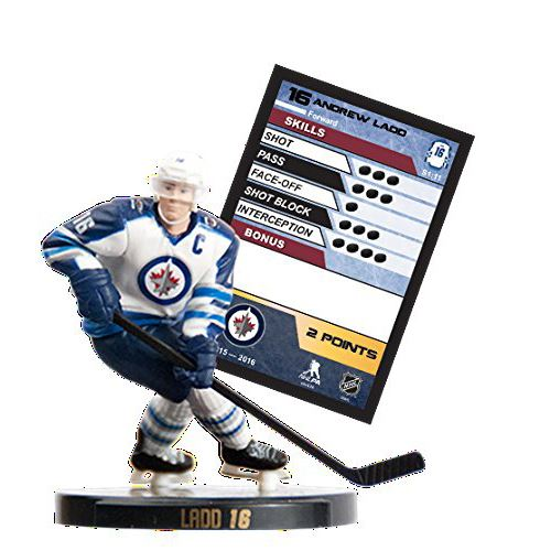 "2015 NHL 2.5"" Figure - Andrew Ladd - Winnipeg Jets (Common)"