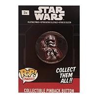 Funko POP! Buttons - Star Wars Episode 7 - Captain Phamsa