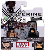 Wolverine Wave 1 -  Wolverine (Prisoner) & Kenuichio Harada (The Archer)