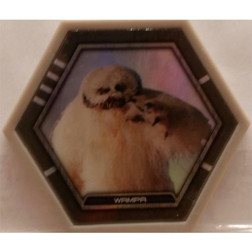 Star Wars Galactic Connexions - Wampa - Gray/Holographic Foil - Common