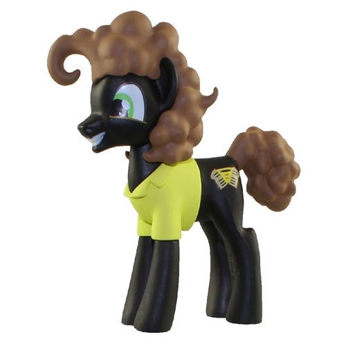 Funko- My Little Pony Mystery Mini Series 3 - Cheese Sandwich (Black)
