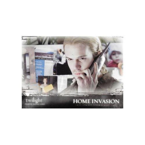 Twilight Premium Trading Cards - Card #63 - Home Invasion
