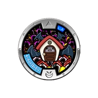 Yo-Kai Watch - Series 3 Medal - Belfree (1/24)