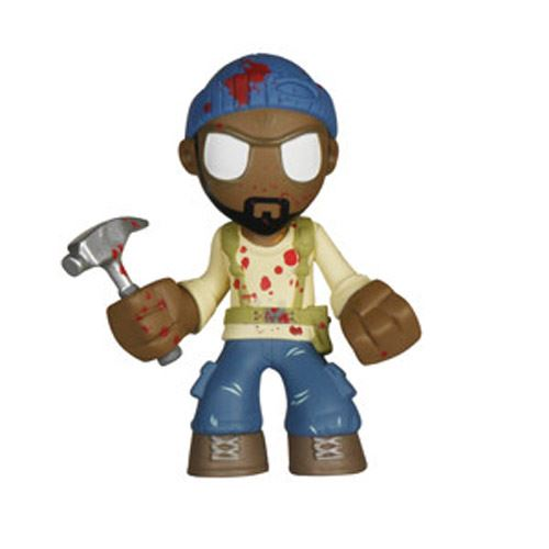 "Funko Mystery Mini- The Walking Dead Series 3 - ""Blood Splattered"" Tyrees (1/24)"