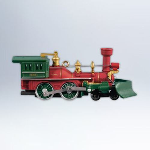 2012 - Nutcracker Route Train Lionel - #17 in Series