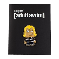 Kidrobot Adult Swim Enamel Pin Series 1 - Brock Samson (Venture Bros.)