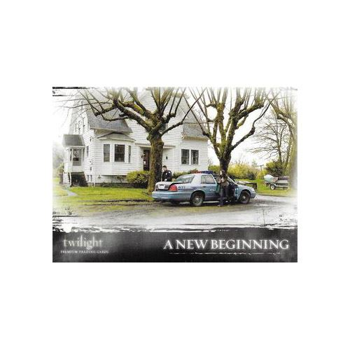 Twilight Premium Trading Cards - Card #19 - A New Beginning