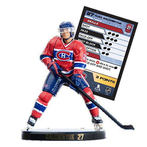 "2015 NHL 2.5"" Figure - Alex Galchenyuk - Montreal Canadiens (Common)"