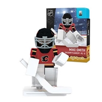 OYO Sports NHL Calgary Flames - Mike Smith G3S1