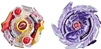 Beyblade Burst Surge Speed Storm - Odax O6 and Kolossal Fafnir F6