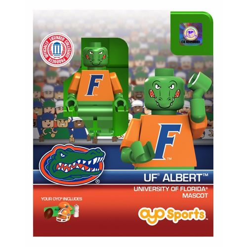 OYO NCAA Mascots - University of Florida - Albert